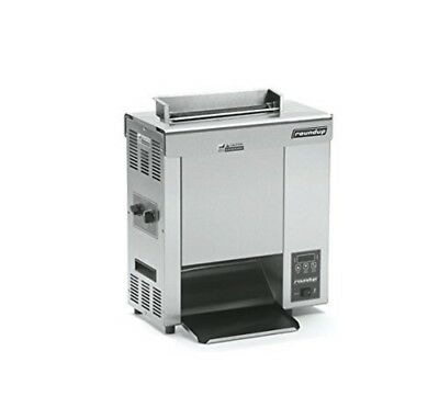 A.J. Antunes - Roundup VCT-2000 9210104 Stainless Steel Vertical Contact Toaster