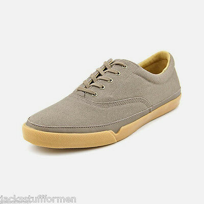 Cole Haan Vaughn Size 13 M Light Brown Canvas Sneakers Mens Shoes $128