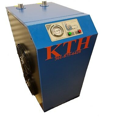 Refrigerated Air Dryer, Brand New KTH  210 CFM Cycling Unit