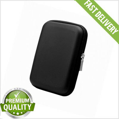 "Portable External Hard Drive Case Bag for 2.5"" Size WD Seagate Samsung Toshiba"