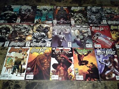Moon Knight 1-22 Annual 1 (of 1-30) NM/M to NM 9.8 to 9.4 2006