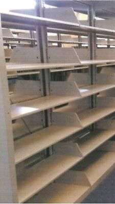 Cantilever Metal Library Shelving