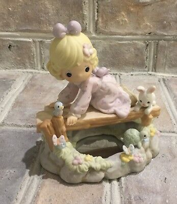 """Precious Moments, Enesco, """"His Love Is Reflected In You"""", Special Issue"""