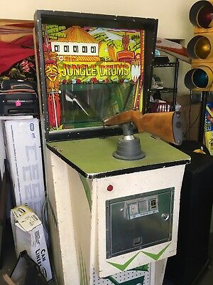 Arcade Shooting Game-Jungle Drums