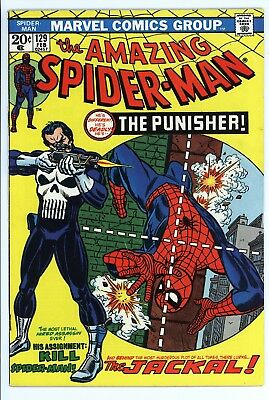 Amazing Spider-Man #129 Vol 1 Super High Grade 1st Appearance of the Punisher