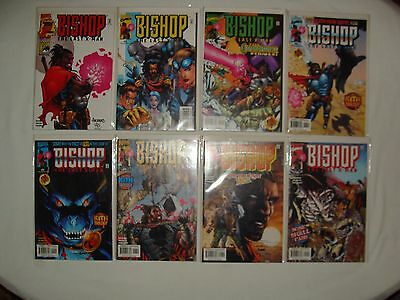 Lot 15 Bishop 1 2 3 4 5 6 7 8 9 10 11 12 13 14 15 - Comic Con Variant - X-Men