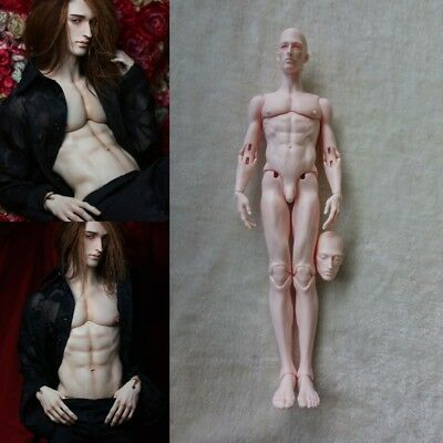 Handsome 1/4 BJD SD MaleDoll Resin material Element body DIY Toy