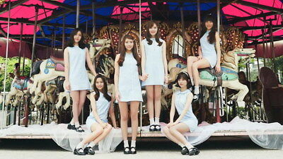 "029 Korean Idol - GFRIEND SoJeong Yuju YeRin Girl Hot Kpop Star 42""x24"" Poster"