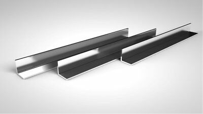 Aluminium Angle L Profile Many sizes lengths Aluminum Alloy Bar Strip Corner