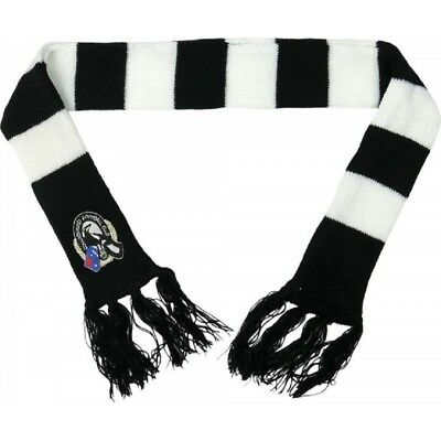 Collingwood Magpies Official AFL Chunky Baby Infant Winter Scarf