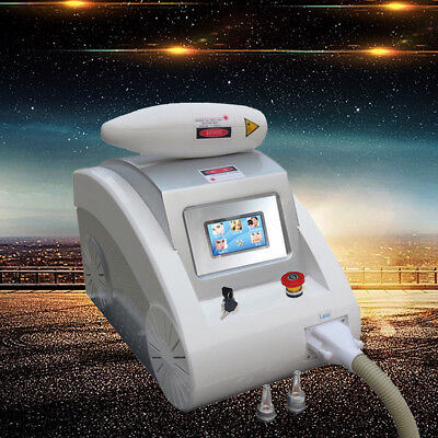 Professional YAG Q-Switch Laser Tattoo Removal Eyebrow Pigment Removal Machine #
