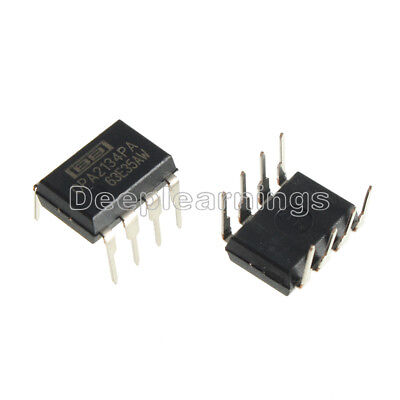 Intersil Genuine TI Burr Brown AD NJR High Quality Low Noise Audio Opamps