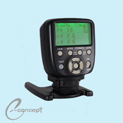 Yongnuo YN560TX II LCD Flash Trigger Controller or Commander  for Canon