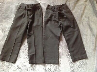 Boys School Black Trousers Next 4 Years