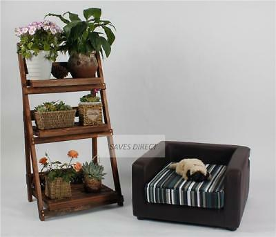 New Luxurious Pet Indoor Dog Cat Puppy Kitten Sofa Bed Chair Couch House Cushion