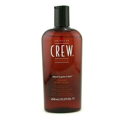 American Crew Classic Body Wash 450ml Bath & Shower