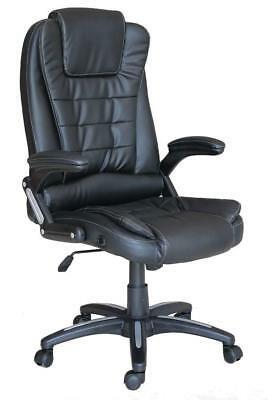 New High Quality Luxury Reclining Designer Computer Office Study Desk Chair 8901