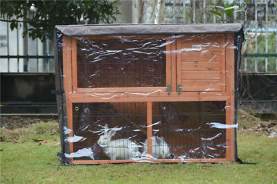 """Universal Double Decker Hutch Covers To Fit Most Model Hutches 36"""" - 48"""""""