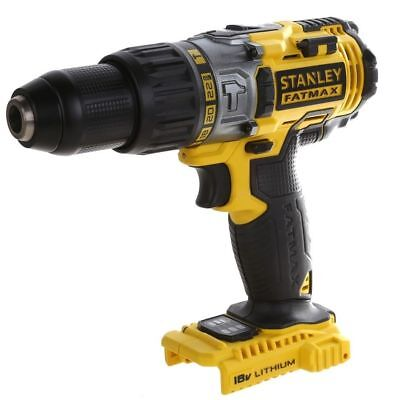 Brand New Stanley Fatmax 18V Cordless Lithium-ion Hammer Drill FREE SHIPPING