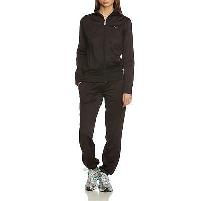 Puma Poly Suit Closed Tracksuit Trainingsanzug Sportanzug Jogginganzug Anzug