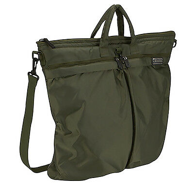 Flyboys Defender Oversized Helmet Bag Green