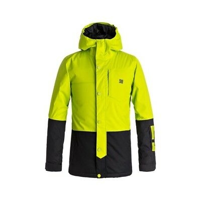 Giacca Snowboard Junior Dc Defy Youth Jacket Tender Shots