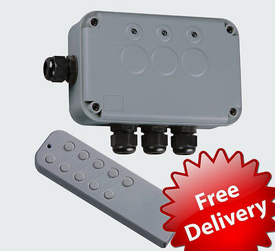 Ip66 3G Remote Switch Box | Garden Switch Box