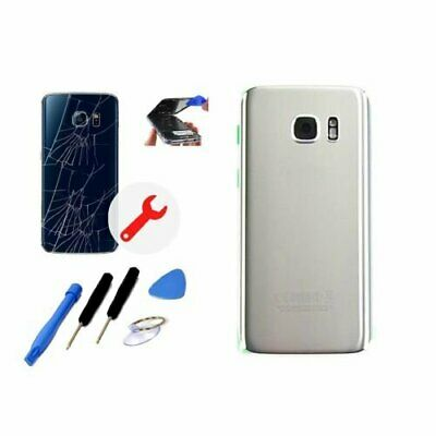 Back Glass Cover Battery Door Replacement For Samsung Galaxy S7 Edge Repair Part