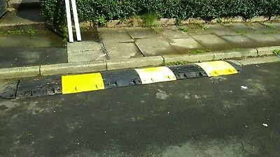 speed bump traffic calming cable protection