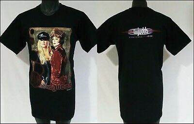 The Judds NYE 1999 Concert T Shirt Size L/Large Rare Vintage 90s Wynonna Naomi
