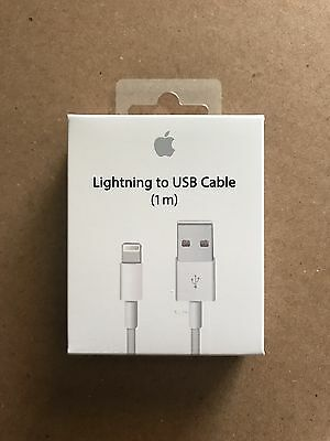 Original OEM Apple Lightning USB Cable Charger iPhone 7 6 6s Plus 3Ft