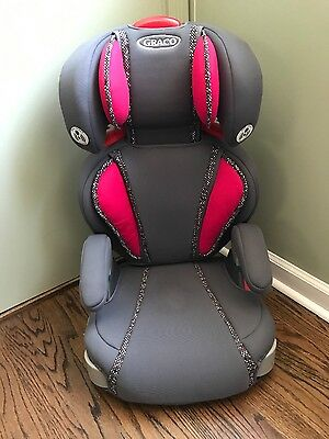 graco turbo booster convertible car seat