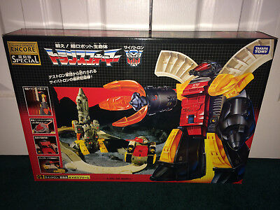 Omega Supreme G1 Encore 09 Reissue Transformers Takara Tomy 2008 MISP!! IN USA