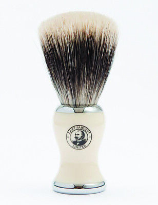 Captain Fawcett Fawcetts Mens Traditional Best Badger Shave Shaving Brush