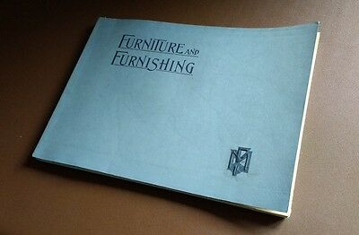 Original Rare Catalogue from The Midland Furnishing Company Limited, 1900's