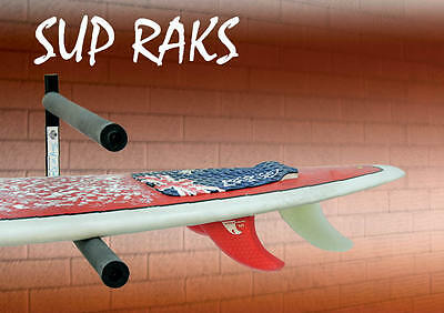 SUP Raks for 2 boards. by Surf n' Rak Australia.