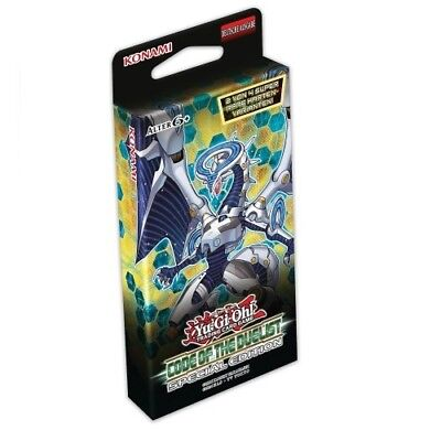 Yu-Gi-Oh! Code of the Duelist Special Edition 1 Pack / Box Deutsch Neu & OVP