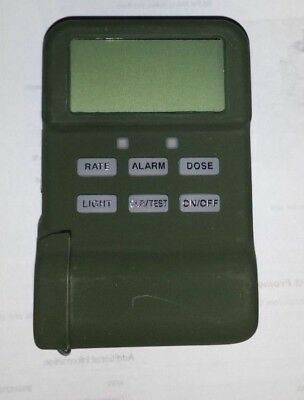 AN/UDR-13 Military Pocket Radiac - Perfect Condition - Original Carrying Case