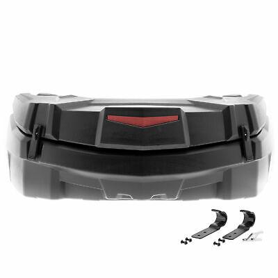 23 GAL Black Trunk Storage Cargo Box for Can-Am Maverick X3 / Outlander (86L)