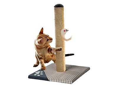 ZOOFARI Cat Scratching Post, protects furniture from scratches!