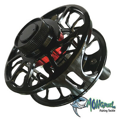 Fly Fishing Reel Jamieson series 2 7/9 high quality Flyfinz reel + bag