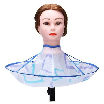 Child Kid Infant Adult Foldable Hair Cutting Cloak Cape Hair Styling Accessories