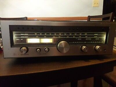 Vintage Luxman R1050 Solid State Stereo Receiver