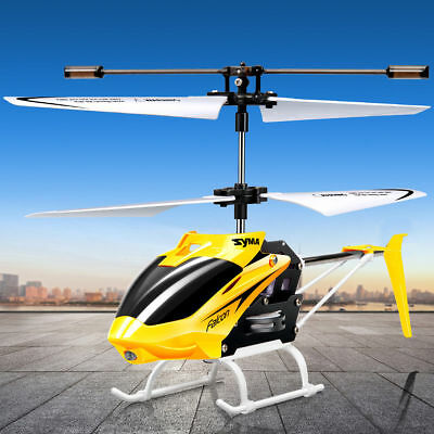 Mini Syma 2 Channel W25 Infrared Remote Control RC Helicopter Kid Indoor Toy