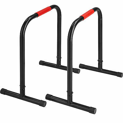 Barres parallèles station dips fitness push up musculation pompes  d étirement 5516a11c769