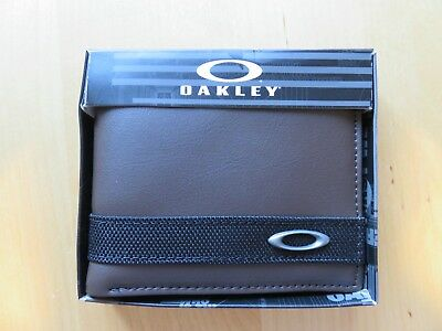 Oakley Leather Wallet Boxed