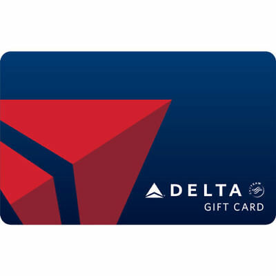 $200 Delta Air Lines Gift Card - Email Delivery