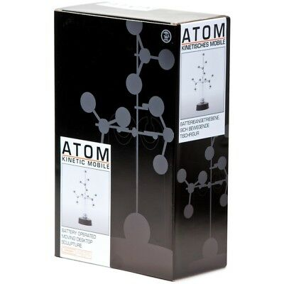 Atom Kinetic Mobile - 16719 Battery Operated Moving Desktop Science Sculpture