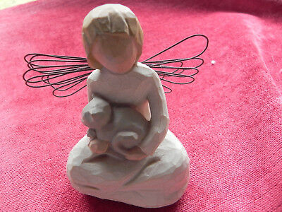 """Willow Tree Figurine """"angel of Kindness"""" by Susan Lordi 1999"""