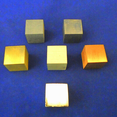 Density Cube - 10MM - Pack of 8 Pcs - ME002-0410-08
